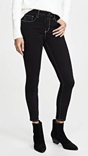 L'AGENCE Margot High Waist Skinny Jeans