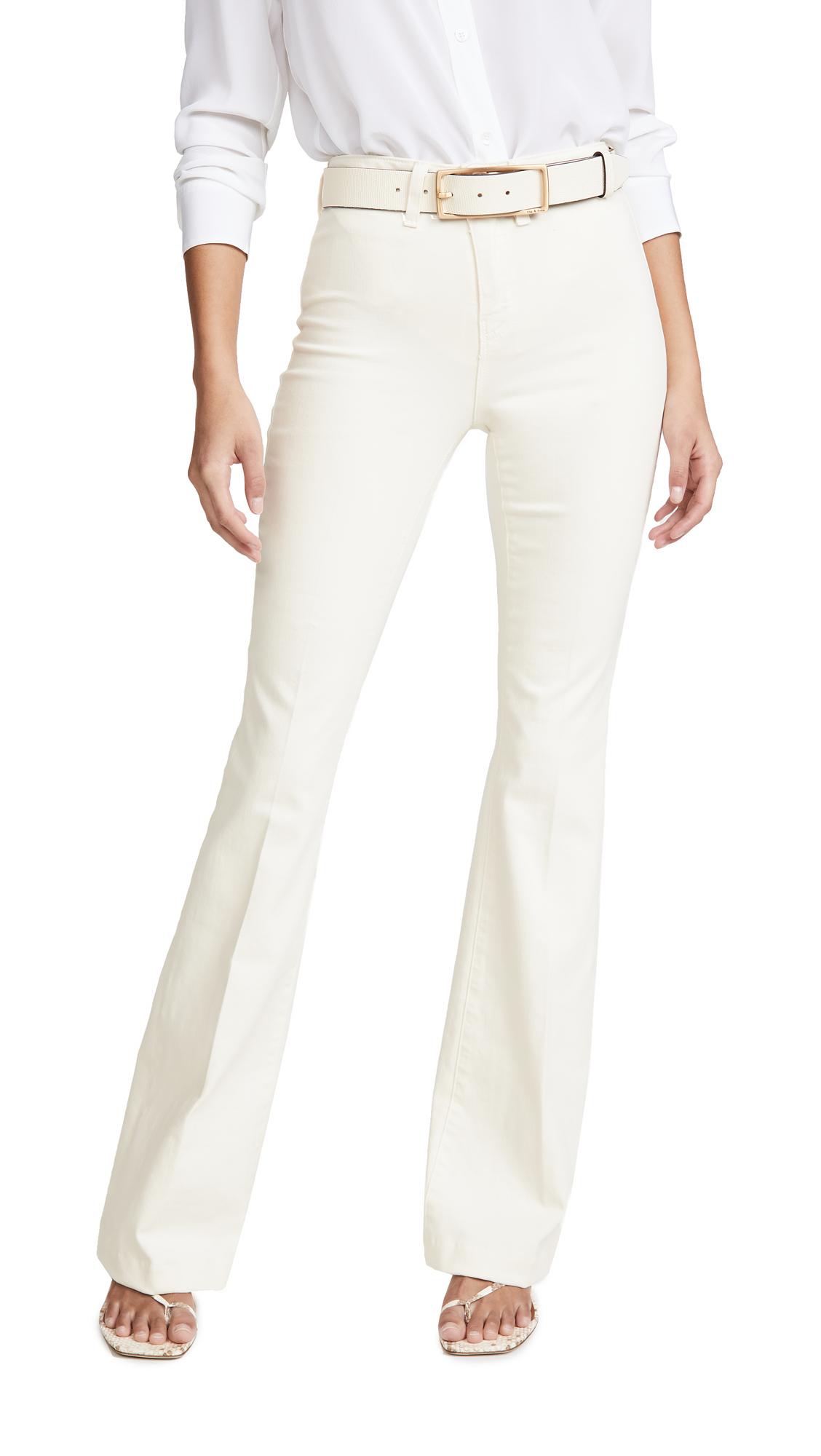 L'AGENCE Joplin High Rise Flare Jeans