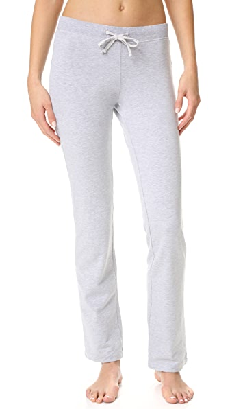 Love+Grace Fuzzy Fleece PJ Pants