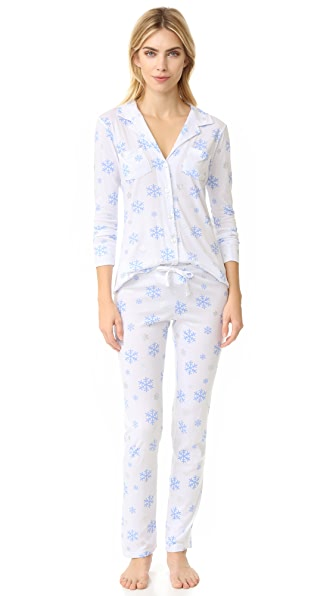 Love+Grace Blizzard Cassie PJ Set