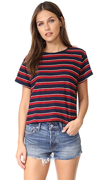 Liana Clothing The Stria Top - Stripe