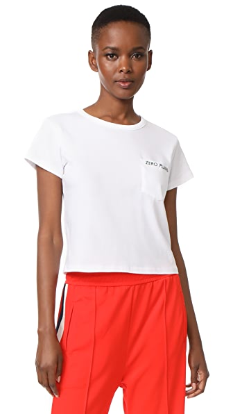 Liana Clothing Zero Plans T-Shirt - White