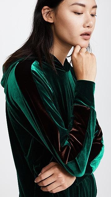 Liana Clothing Plush Hoodie