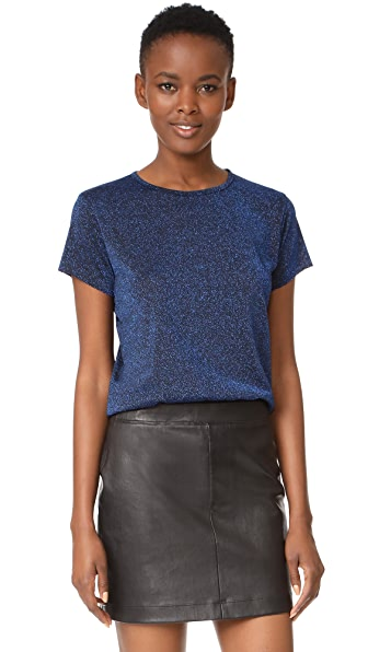 Liana Clothing Glitter Stria Tee