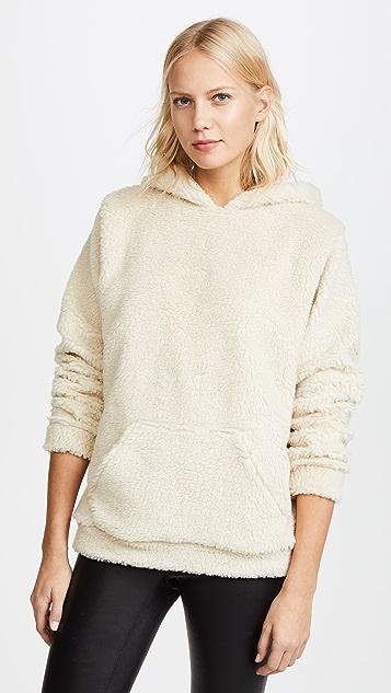Liana Clothing Sherpa Hoodie