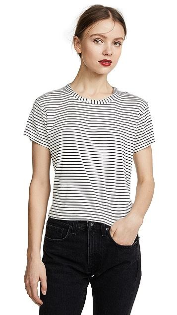 Liana Clothing The Striped Margo Tee