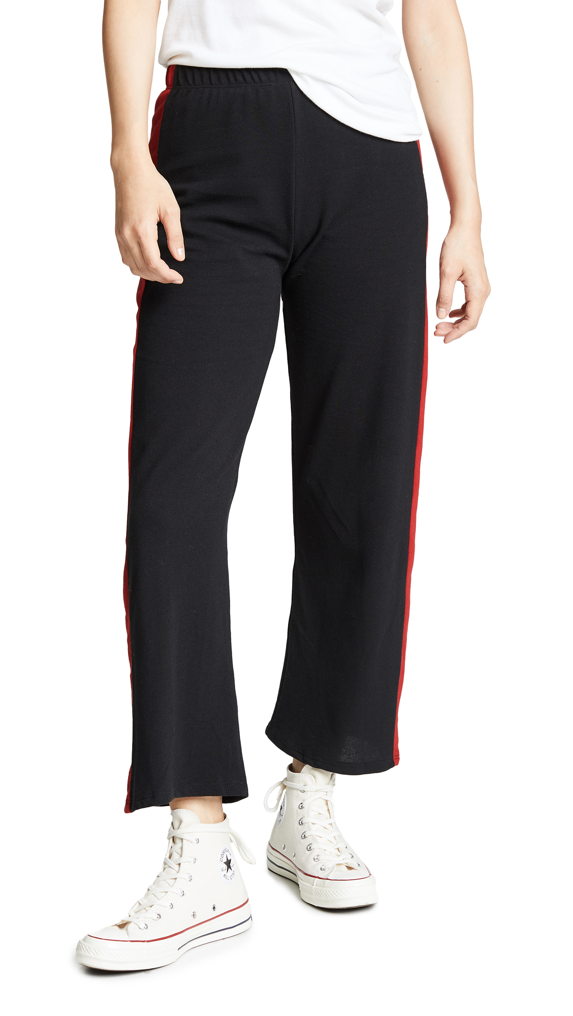 LIANA CLOTHING The Clyde Pants in Black