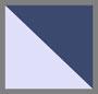 White/Lavender/Blue