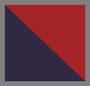 Navy Multi Stripes