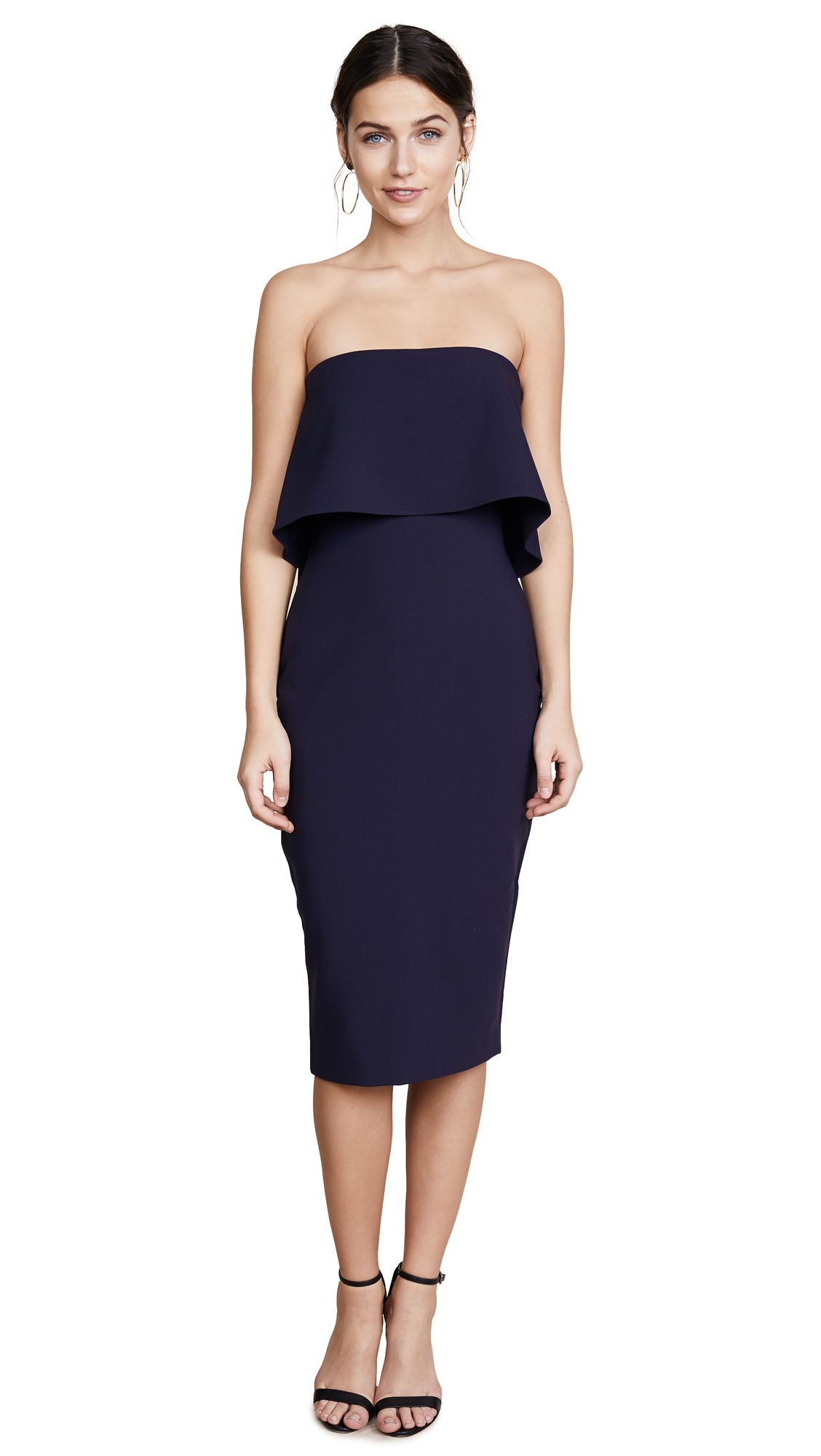 LIKELY Driggs Dress - Navy