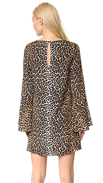 LIKELY Leopard Perry Dress