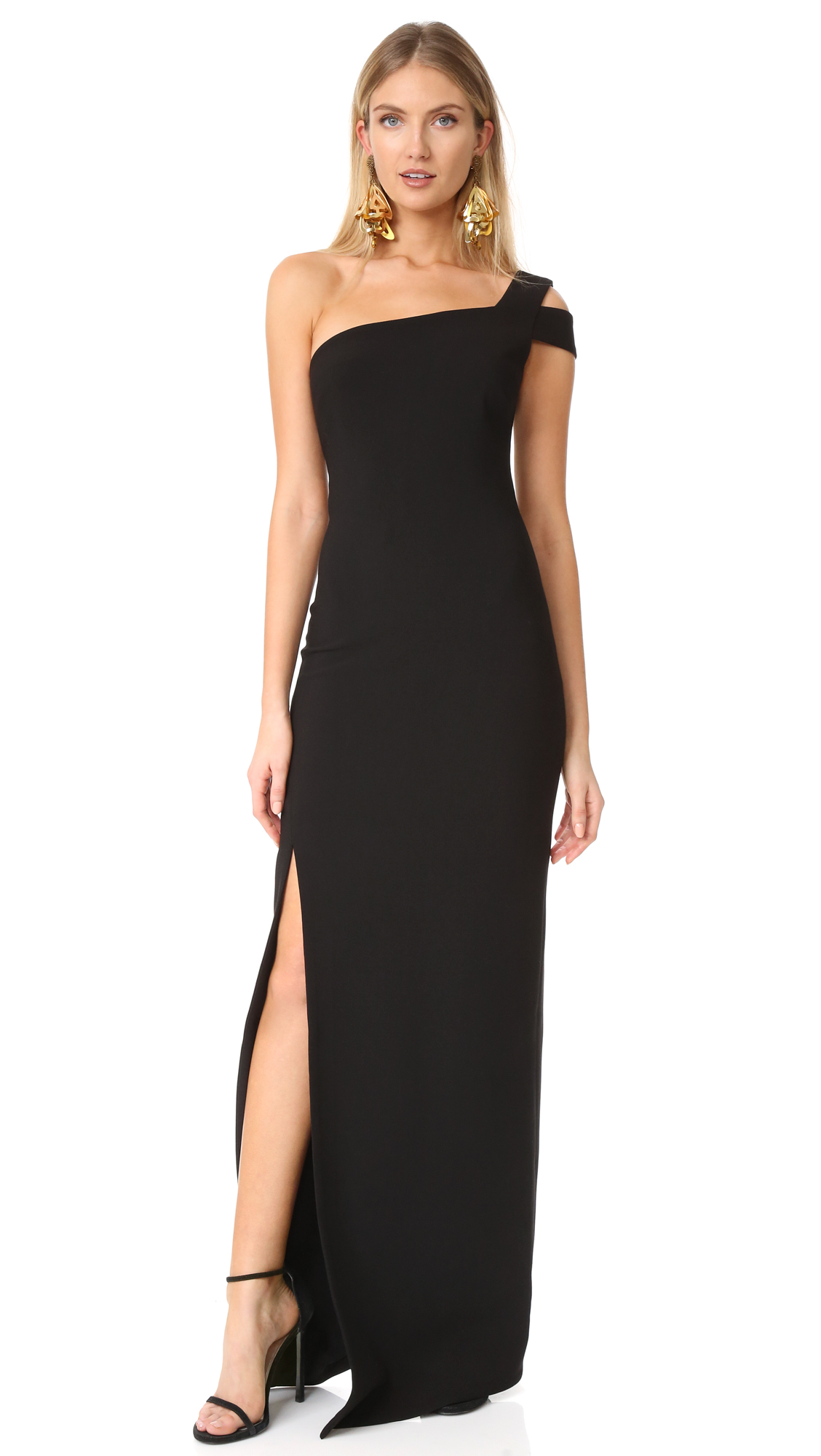 LIKELY Maxson Dress - Black