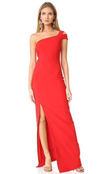 LIKELY Maxson Dress - Scarlet