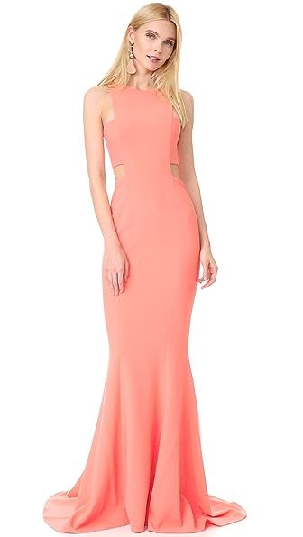 LIKELY Millbury Dress - Apricot