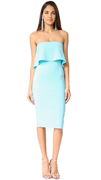 LIKELY Driggs Dress - Seafoam
