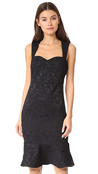 LIKELY Camille Dress In Black