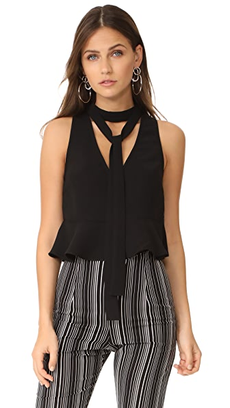 LIKELY Lettie Top - Black