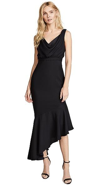 LIKELY Abbey Dress In Black