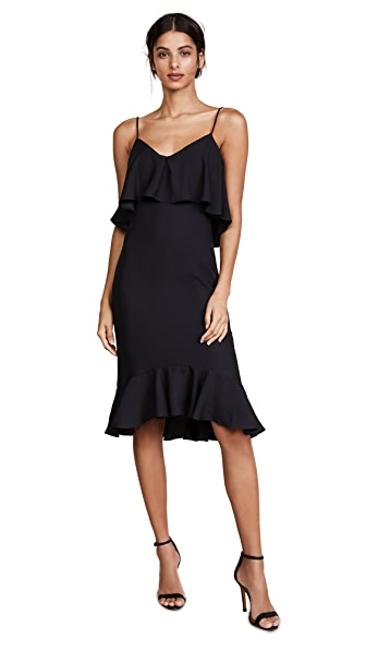 LIKELY Ardsley Dress In Black