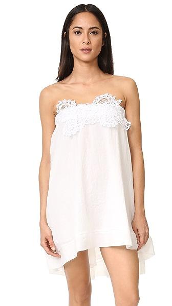LILA. EUGENIE Mini Brazil Dress