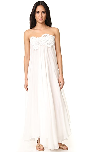 LILA. EUGENIE Maxi Sun Wrap Dress