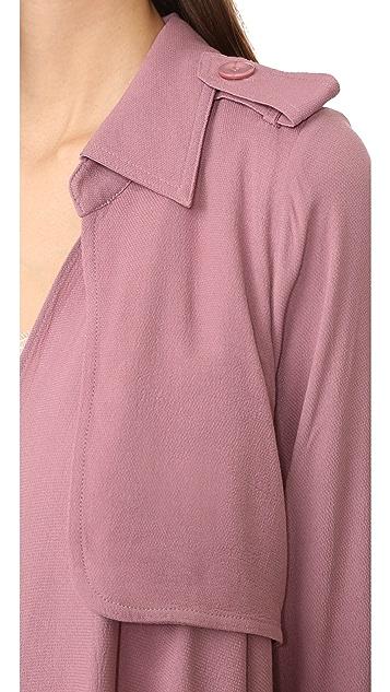 Line & Dot Robaina Trench Coat