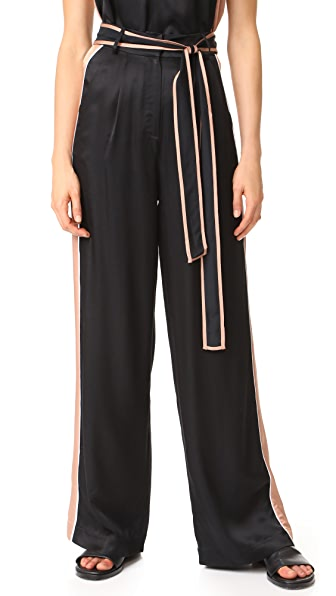 Line & Dot Aida Pants