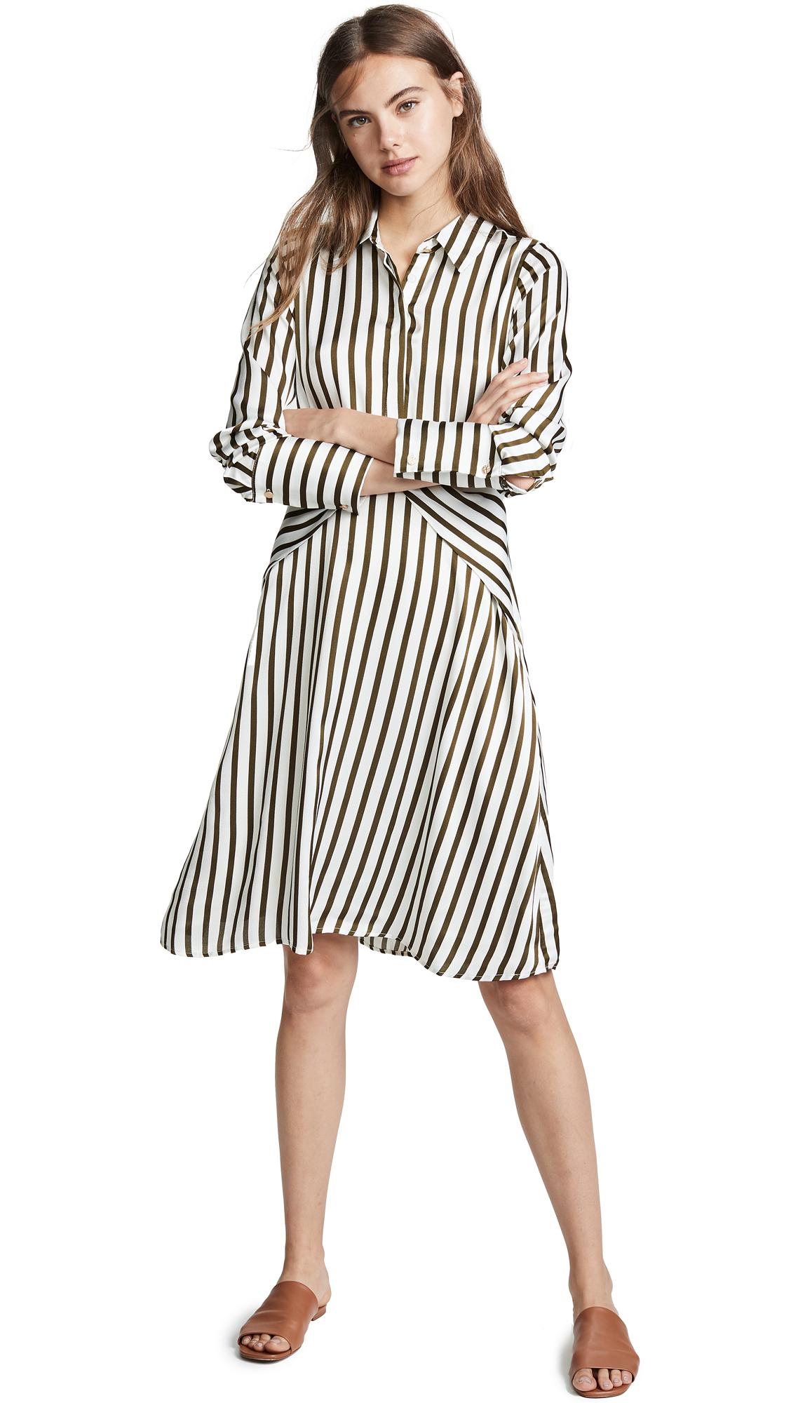Line & Dot Charlotte Shirt Dress