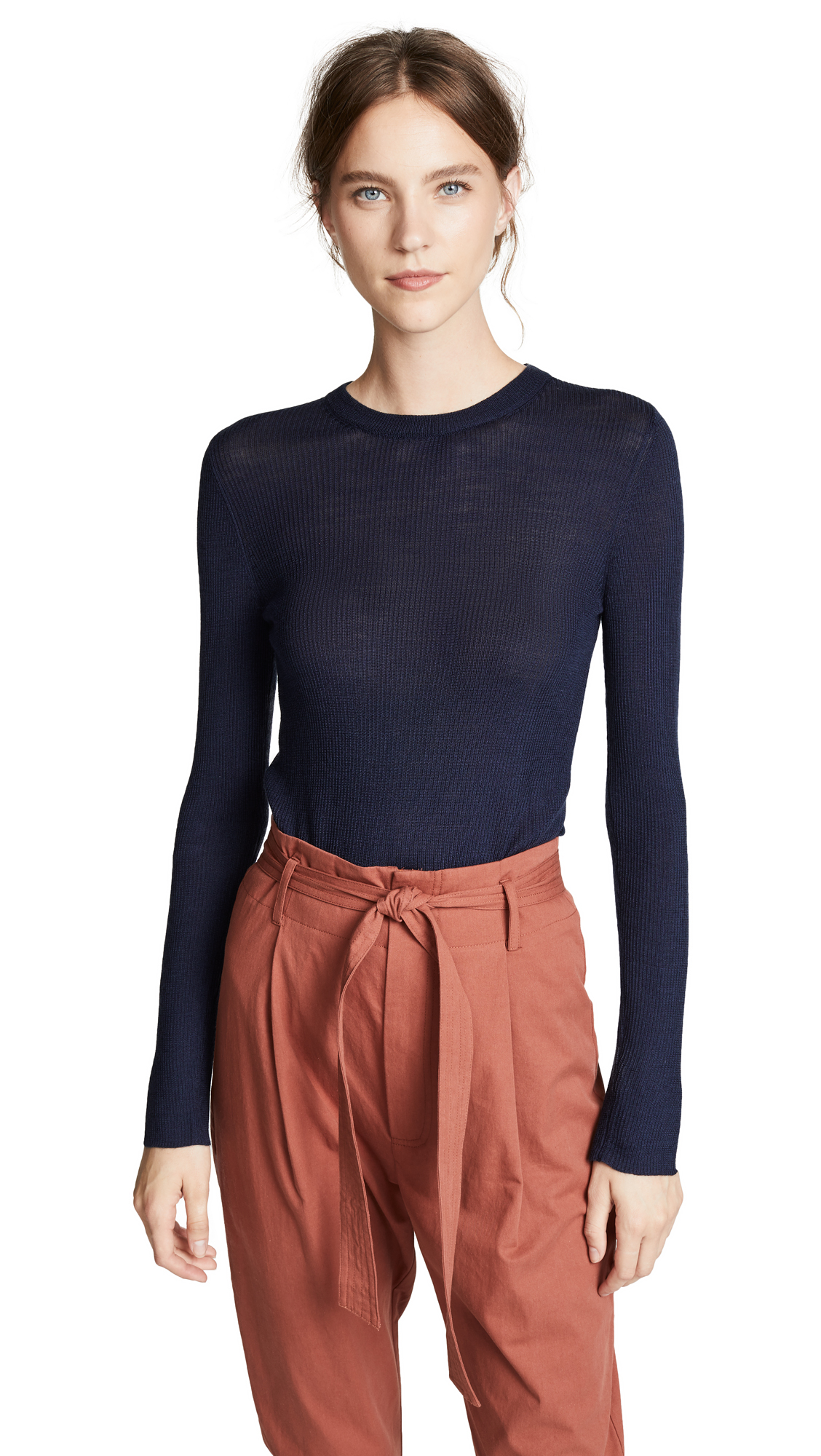 LINE & DOT Cassi Sweater in Navy