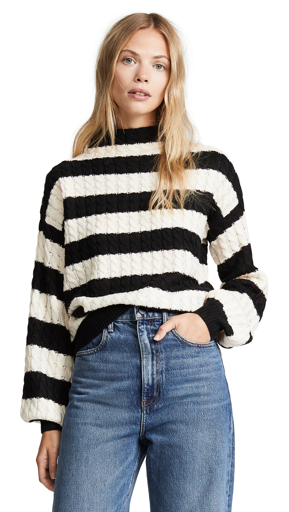 25cc3eac9755b Line & Dot Anna Sweater | SHOPBOP