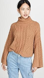 Line & Dot Kate 短款毛衣