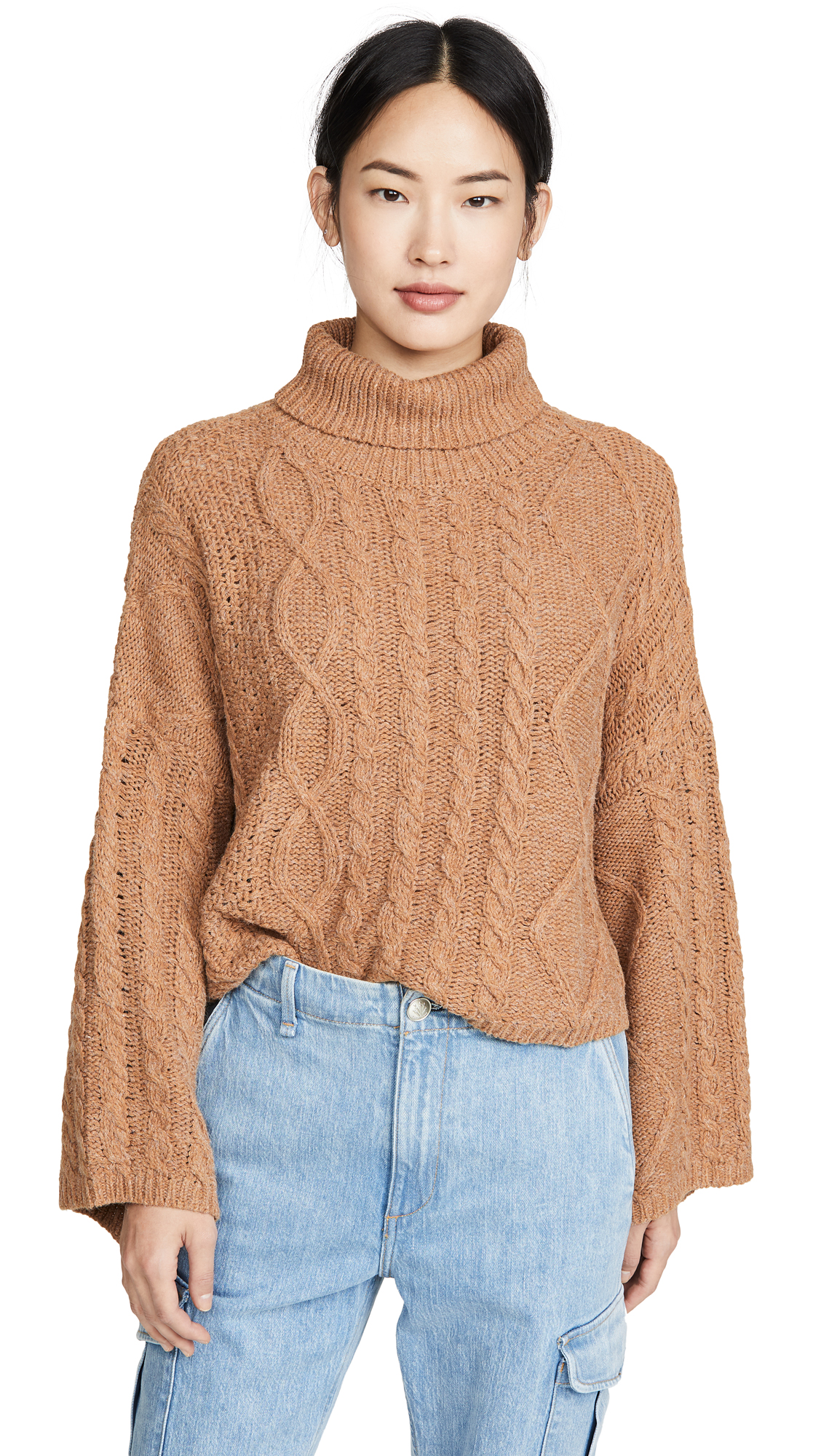 Buy Line & Dot online - photo of Line & Dot Kate Cropped Sweater