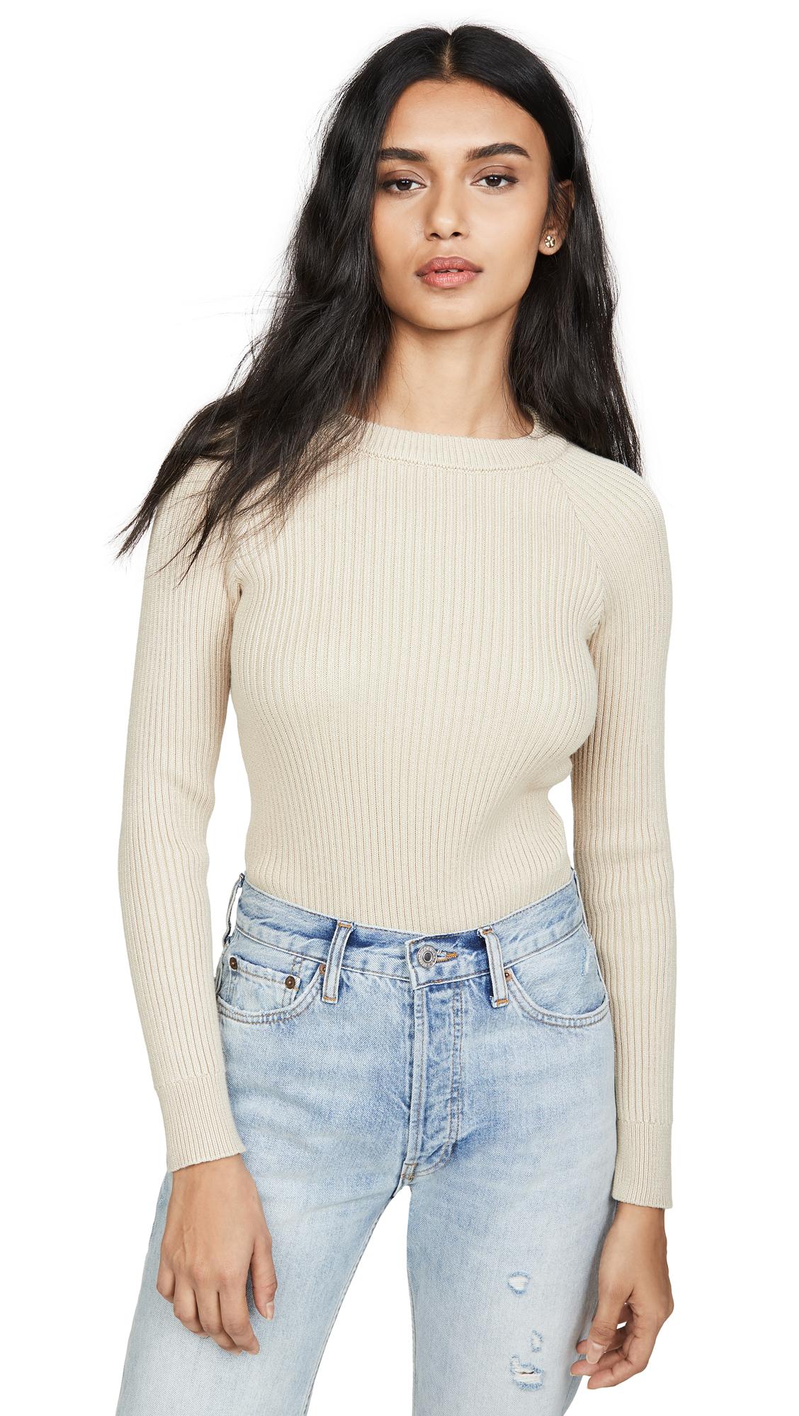 Buy Line & Dot online - photo of Line & Dot Alyssa Ribbed Sweater