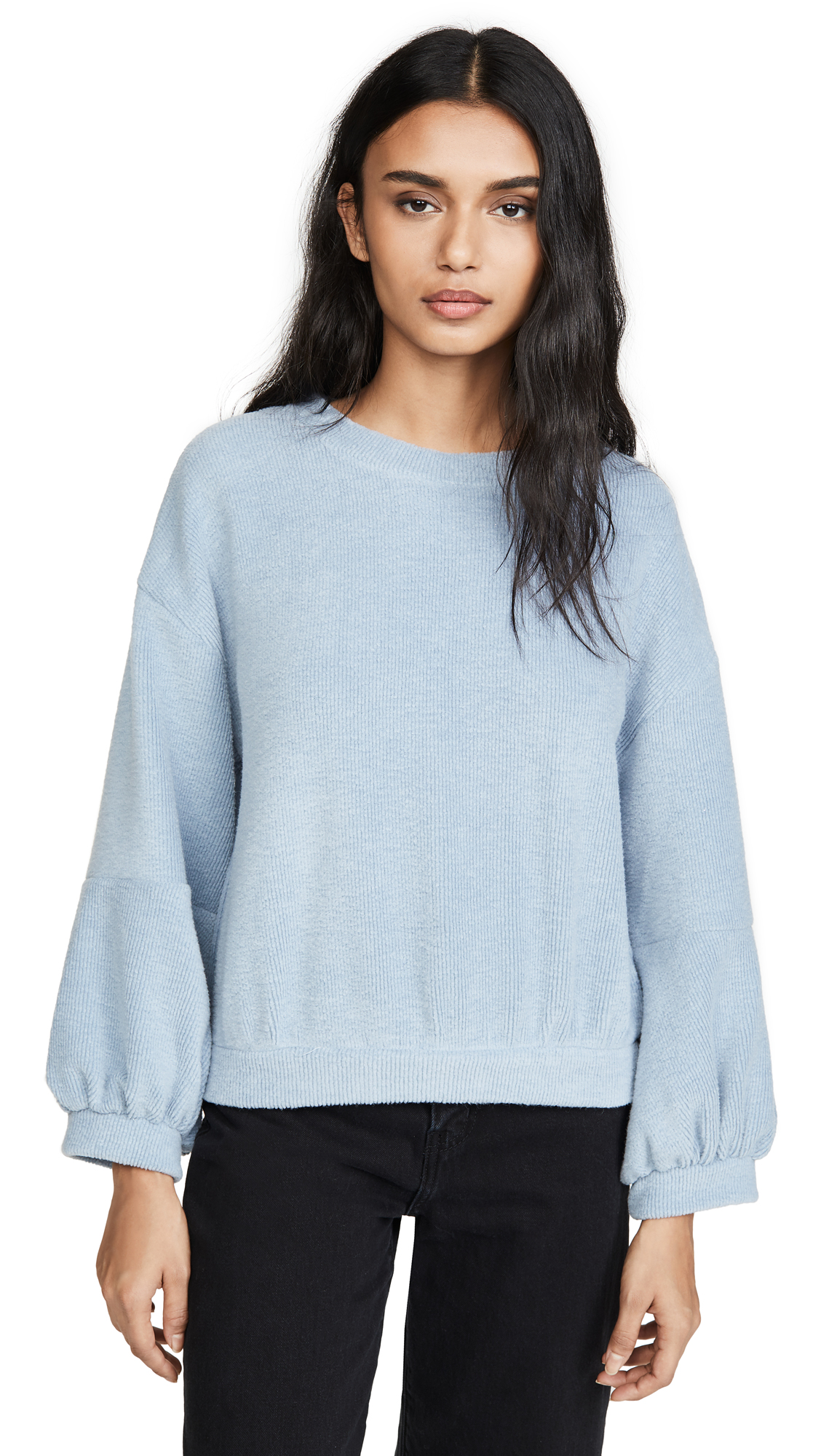 Buy Line & Dot online - photo of Line & Dot Calli Pullover
