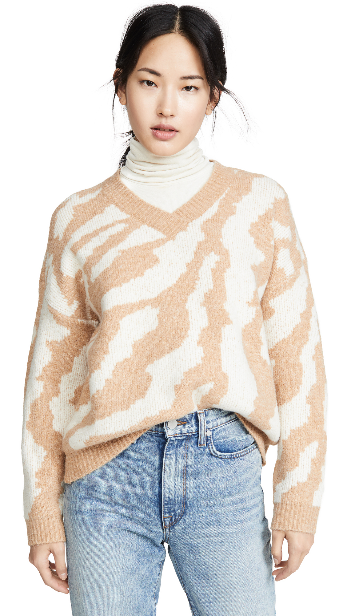 Buy Line & Dot online - photo of Line & Dot Keaton Sweater