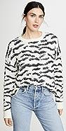 LINE Knit Sweater