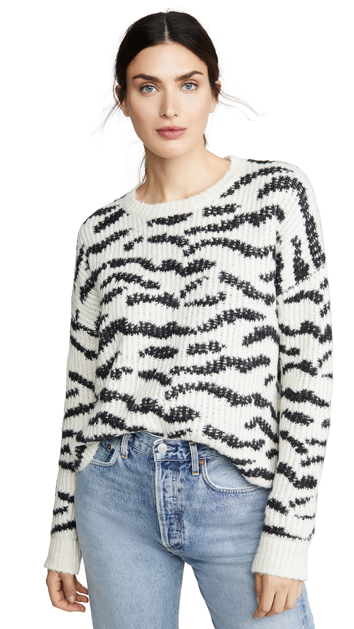 Buy LINE online - photo of LINE Knit Sweater