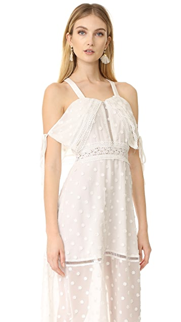 Lioness Sway With Me Ruffle Dress