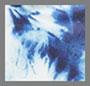 темно-синяя окраска в технике узелкового батика