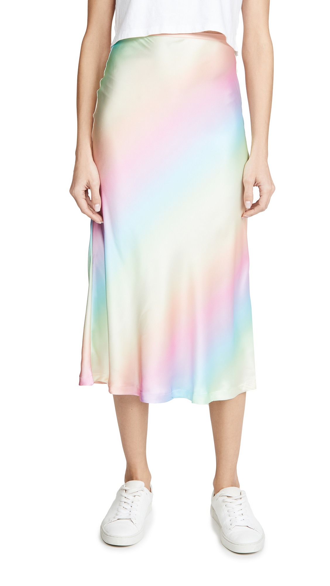 Lioness Ombre Skirt