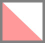Pink/Cream Crepe