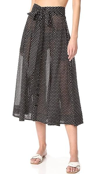 Lisa Marie Fernandez Beach Skirt