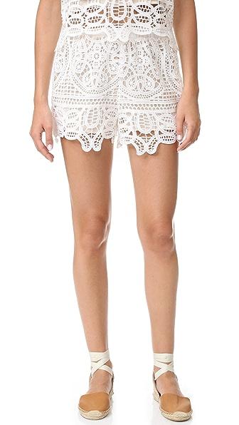 LIV Tulum Shorts - White