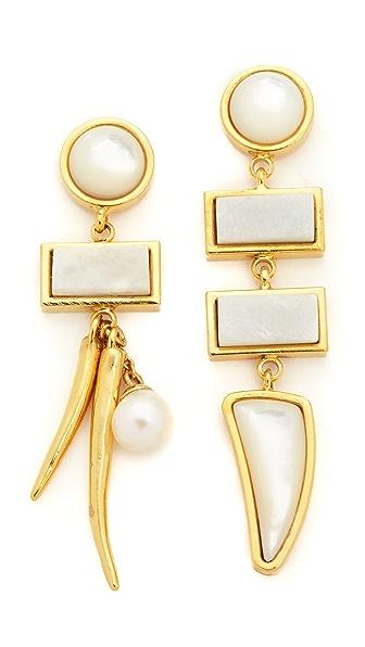 Lizzie Fortunato Primitive Earrings