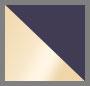 Gold/Indigo