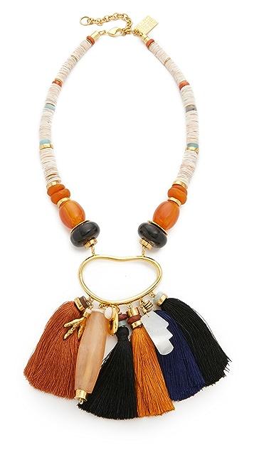 Lizzie Fortunato Brushstroke Necklace