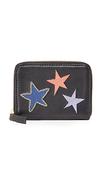 Lizzie Fortunato Zip Coin Purse