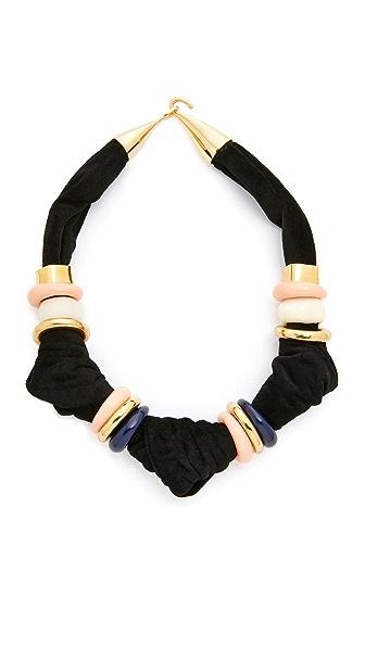 Lizzie Fortunato Surrealist Collar Necklace