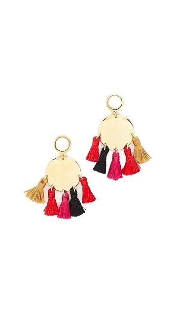 Lizzie Fortunato Fiesta II Earrings