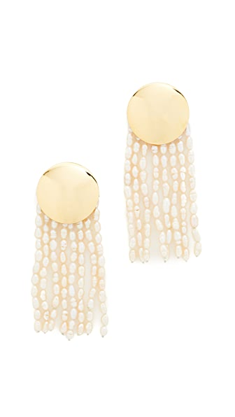 Lizzie Fortunato Opulence Earrings